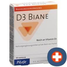 D3 biane cape 30 pcs
