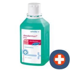 Desderman pure liq fl 500 ml