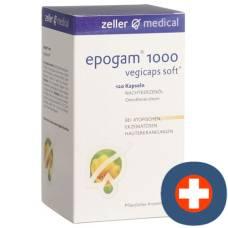 Epogam 1000 vegicaps soft kaps 1000 mg 120 pcs