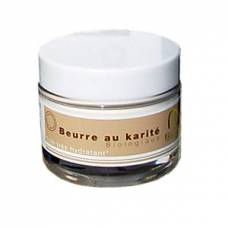 Femada eclarité shea butter 60% biologically pot 50 ml