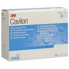 3m cavilon no sting protection applicator 25 btl 3 ml