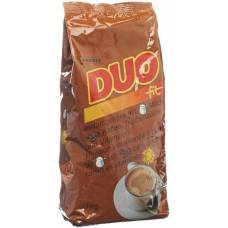 Duo fit instant coffee with milk plv oeco pac 1 kg