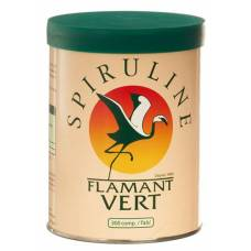 Spirulina flamant vert bio tablets 500 mg ds 300 pcs