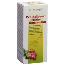 Alpinamed cranberry drink concentrate 100 ml