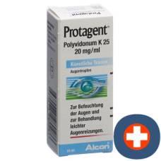 Protagent gd opht fl 10 ml