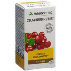 Arkocaps cranberry cape vegetable 45 pcs