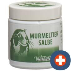 Unterweger marmot skin and joint cream 100 ml