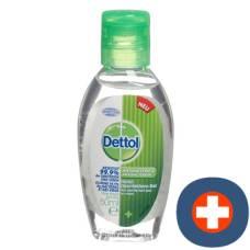 Dettol hand disinfectant antibacterial gel 50 ml