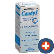 Candy sugar substitute fl 10 ml