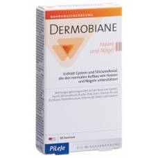 Dermobiane hair and nails cape 40 pcs