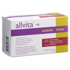 Allvita eyes kaps 90 pcs