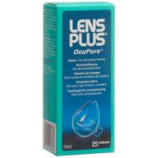 Lens plus ocu pure brine fl 120 ml