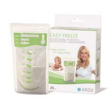 Ardo easy freeze breastmilk bags 20 pcs