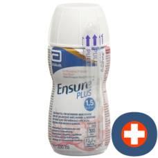 Ensure plus liq strawberry fl 200 ml