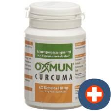Oximun curcuma kaps 120 pcs