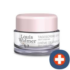 Louis widmer crème soin de jour uv 10 non parfumé 50 ml