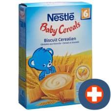Nestlé baby cereals biscuits 6 months 450g