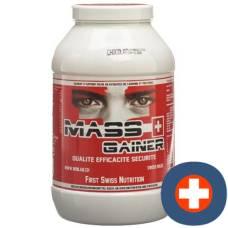 Mass gainer mct plv 10 chocolate 2400g