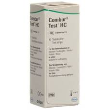 Combur 5 test strips hc 10 pcs