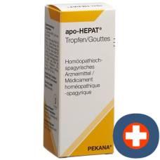 Apo-hepat drop fl 100 ml