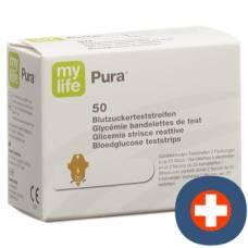 Mylife pura test strip 50 pcs