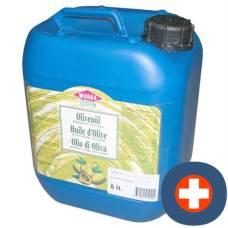 Morga olive oil cold pressed 5 lt