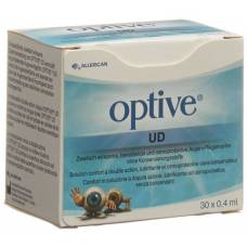 Optive unit dose eye care drops 30 monodos 0.4 ml