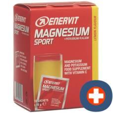 Enervit plv magnesium potassium 10 btl 15 g