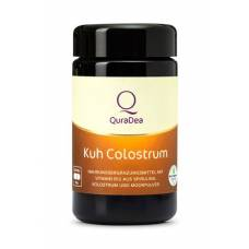 Quradea cow colostrum kaps combination with spirulina and moor 120 pcs
