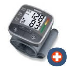 Beurer blood pressure wrist device bc 32