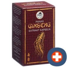 Panax ginseng cape 60 pcs
