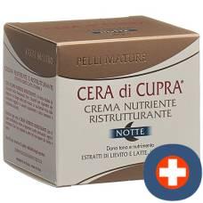 Di cera cupra crema nutriente notte 50 ml