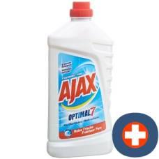 Ajax optimal 7-purpose cleaners liq fresh fragrance fl 1 lt