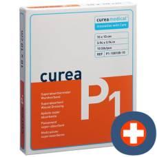 Curea P1 superabsorbent 10x10cm 50 pcs