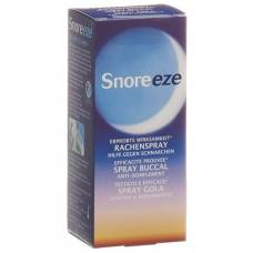 Snoreeze doucenuit anti-snoring throat spray 5.23 ml