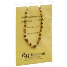 Mainardi natural amber 32cm color drehverschl