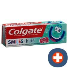 Colgate toothpaste smiles 0-5 50 ml