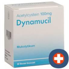Dynamucil gran 100 mg btl 30 pcs
