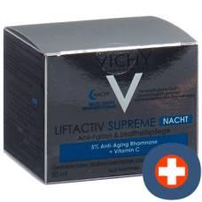 Vichy liftactiv supreme night cream pot 50 ml
