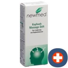 Newmed headache massage pin 8 ml