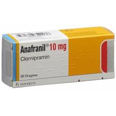 Anafranil drag 10 mg 200 pcs