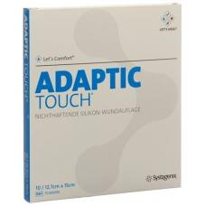 Adaptic touch wound distancing grid 12.7cmx15cm 10 pcs