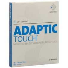 Adaptic touch wound distancing grid 7.6cmx11cm 10 pcs