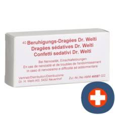 Dr welti beruhigungsdragées 40 pcs