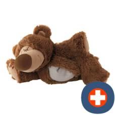 Beddy bear stuffed animal heat sleepy bear mint