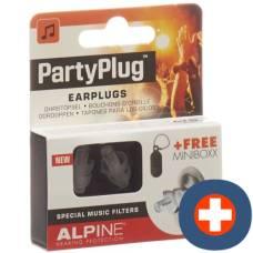 Alpine partyplug earplug pair 1