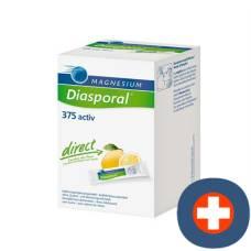 Magnesium diasporal activ direct lemon 60 pcs