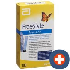 Abbott freestyle precision test strips 100 pcs