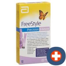 Abbott freestyle precision ketones 10 pcs