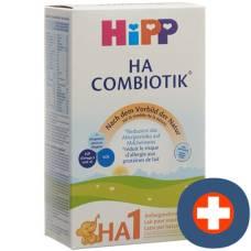 Hipp ha 1 infant milk combiotik 25 btl 23 g